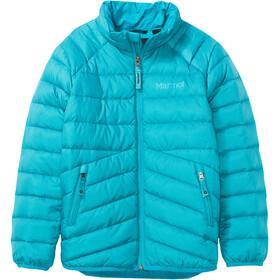 Marmot Highlander Down Jacket Kids enamel blue